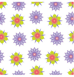 abstract patterns 4 vector image