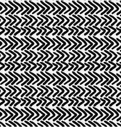 Black marker drawn simple chevrons vector