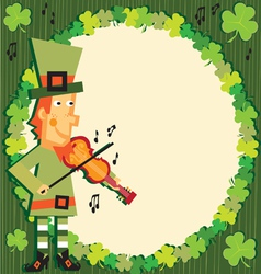 saint patricks day party vector image