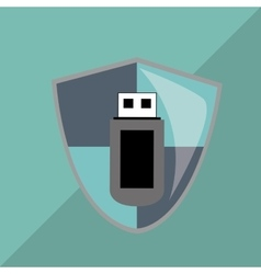 Security icon design vector