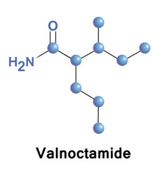 Valnoctamide sedative hypnotic vector