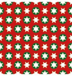 Christmas seamless wrapping paper - repeating vector