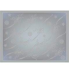 background gray vector image vector image