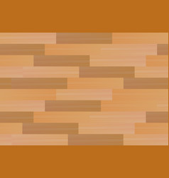 Seamless pattern with wooden parquet vector