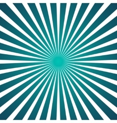 Radial rays background vector