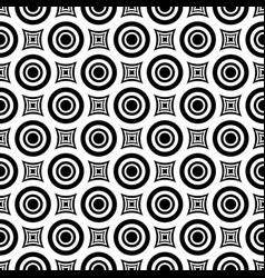Seamless hypnotic pattern vector