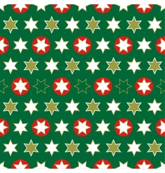Christmas seamless wrapping paper-repeating vector