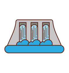 Hydroelectricity power station alternative energy vector
