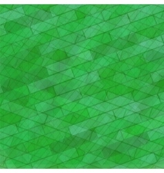 Brick wall green stone background vector