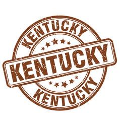 Kentucky stamp vector