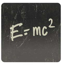 Einstein formula vector