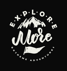 explore more hand drawn with mountains vector image