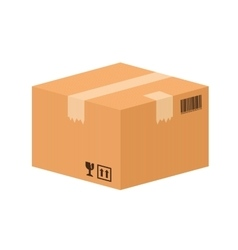 Delivery design shipping icon flat vector