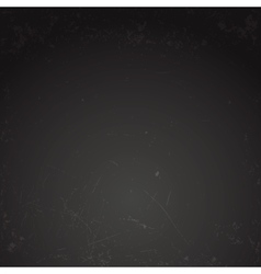 Chalkboard background template vector image