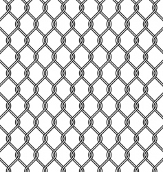 mesh fence vector image