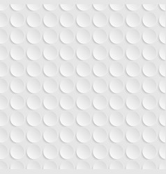 Abstract 3d seamless pattern vector