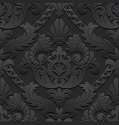 Dark vintage background vector