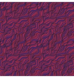 Abstract wavy seamless patten with colorful vector