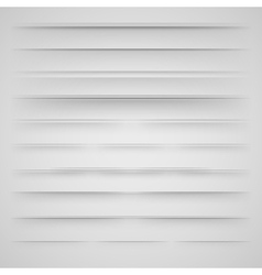 set of dividers for web design vector image