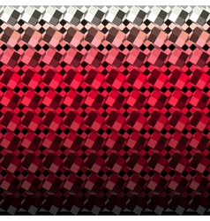 Geometric pink red backdrop vector
