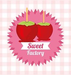 Candy design vector