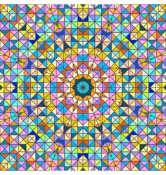 Abstract Geometric Colorful Background vector image vector image