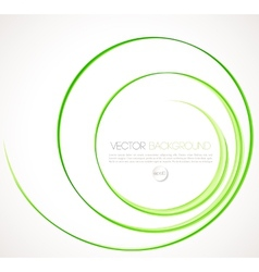 Abstract spiral background template brochure vector