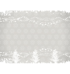 Christmas background silver vector