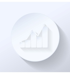 Financial schedules icon vector