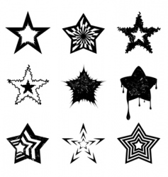 Star graphics vector