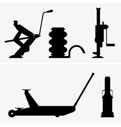 Jacks vector image
