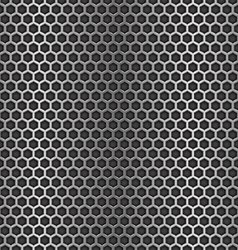 Chrome cell seamless background vector