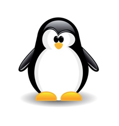 One penguin vector