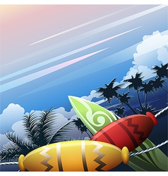 Oceania vector image