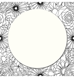 Round paper vector
