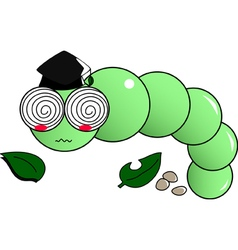Doctor worm vector