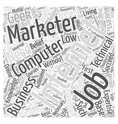 Online business internet marketing computer word vector