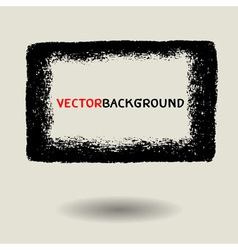 Charcoal texture background vector