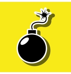 Boom icon design vector
