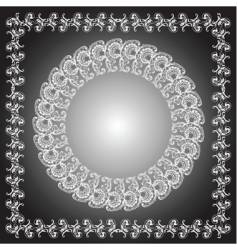 ornament frames vector image
