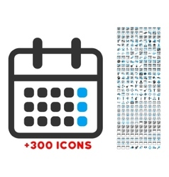 Appointment month icon vector