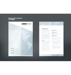 Catalog for america catalog design cover catalog vector