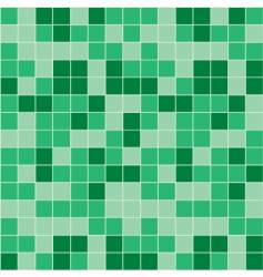Green mosaic vector