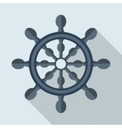 Sea and nautical equipment vector