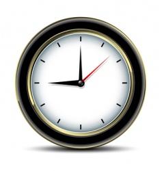 clock graphic vector image vector image