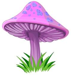 Magic mushroom vector