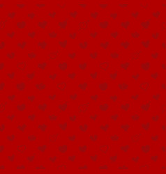 Valentines day greeting card seamless pattern vector