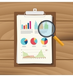 Audit graph data analysis result paper document vector