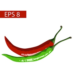 Peppers vector
