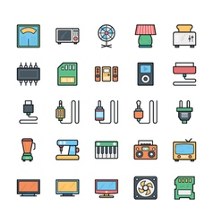Networking web user interface and internet 17 vector
